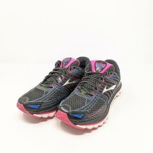 Brooks Glycerin 12 Black/Pink Size 8